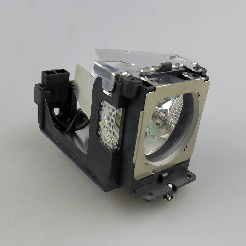 POA-LMP103  Replacement Projector Lamp with Housing  for SANYO PLC-XU100 / PLC-XU110 / PLC-XL50 (1st Gen) men button decoration plain tee