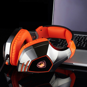 Image 5 - SADES A60 USB Virtual 7.1 Gaming Headset  Wired Headphones Deep Bass Vibration Casque Headphone with Microphone for Gamer