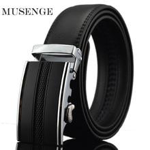 Musenge Belt Designer Belts Men High Quality Leather Belt Men Ceinture Homme Luxe Marque Cinturones Hombre Cintos Para Homens