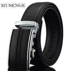 [Musenge] Ceinture Designer ceintures hommes haute qualité en cuir Ceinture hommes Ceinture Homme Luxe Marque Cinturones Hombre Cintos Para Homens