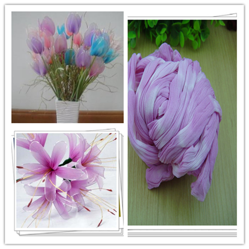 54 colors mix shipping or only one color ship double color stocking 54 colors mix shipping or only one color ship double color stocking flowersnylon flower silk flower making diy flowers craft mightylinksfo