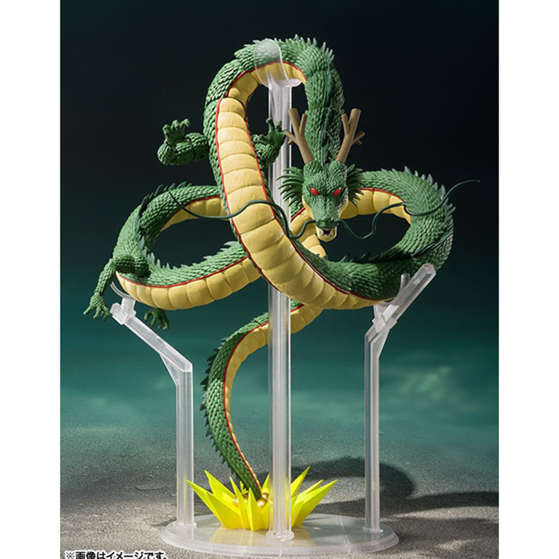 Anime dragon ball Z figure Super Shenron shenlong Movable Joints PVC action figure collection model toy j g chen anime cartoon dragon ball z shenron shenlong gold pvc action figure collectible model toy free shipping