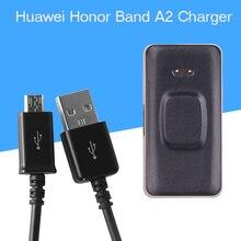 CHENSONG TPE Macio Magnético Base de Carregamento Rápido, Cabo USB, Carregador apropriado Para Huawei Honor A2 Banda Inteligente carregador Dedicado