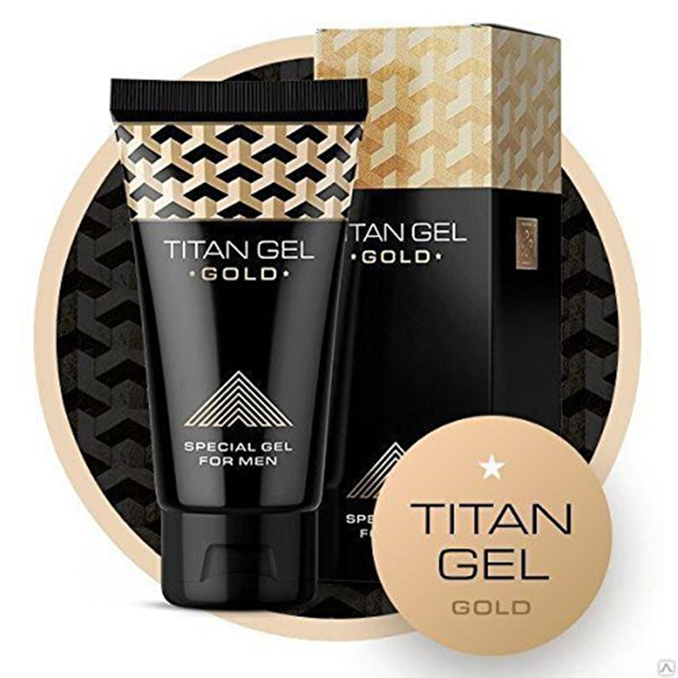 3pcs New Original Titan Gel Gold Penis Enlargement Cream enlarge penis cream male enhancement sex delay cream lubricants for sex ...