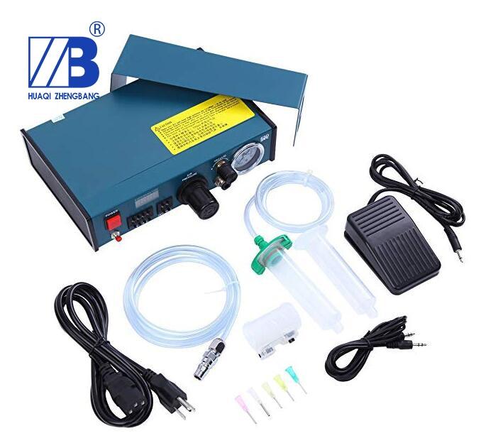 Solder Paste Glue Dropper Liquid For SMD PCB 220V Glue Dispensing Machine Automatic Numerical Control Type Glue Dispenser