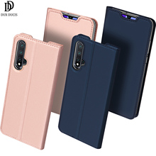 Flip Case For Huawei Nova 5 & Nova 5 Pro Card Slot Holder Wallet Stand Cover PU Leather TPU Soft Bumper Protective Phone Bag flip case for huawei honor 20 pro pu leather tpu soft bumper protective card slot holder wallet stand cover mobile phone bag