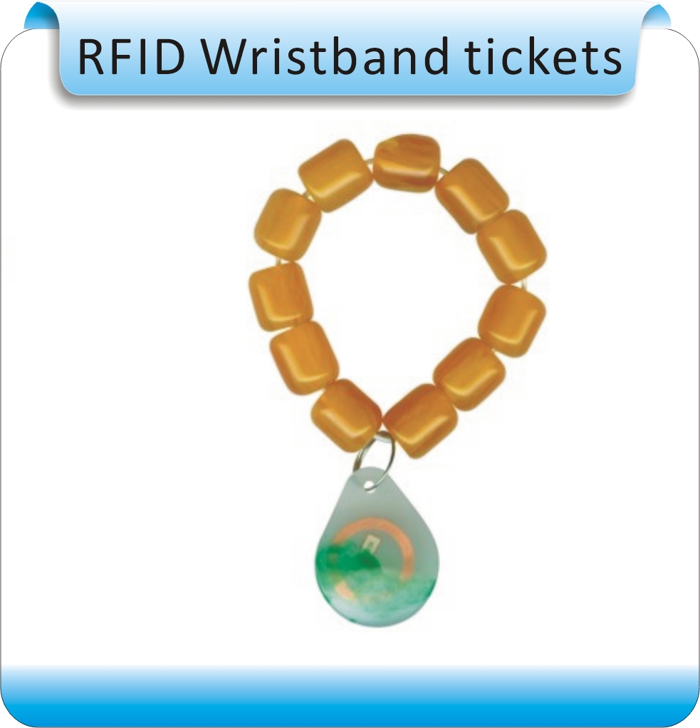 Free Shipping 100pcs RFID 13.56MHZ Waterproof Adjustable RFID Bracelet For Ticketing Management /  Variety Of Style
