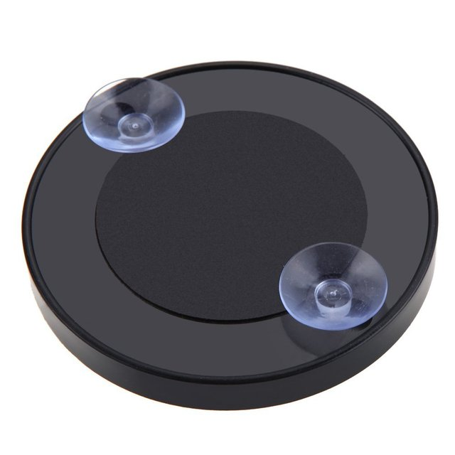 10x Makeup Mirror Magnifying With Two Suction Cups Tools Round Ten