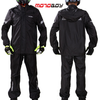 2017 One set XXL 3XL 4XL Waterproof Unisex Lightweight Famous Blue green Peacoat Motocross Motorcycle Raincoat Jacket