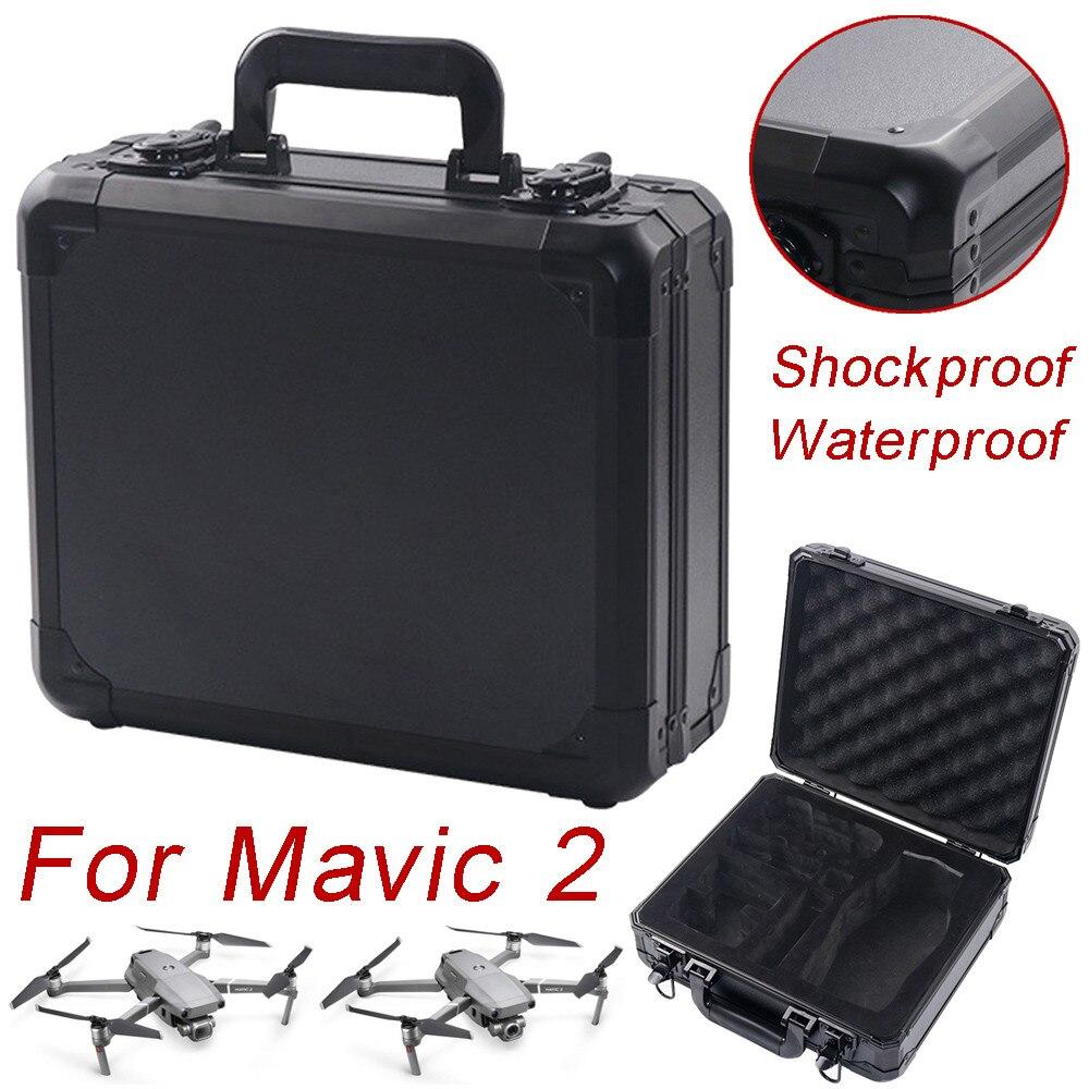 For DJI Mavic 2 Pro/Zoom Military Spec Hardshell Carrying Case Waterproof Storage Case for DJI Mavic 2 Pro/Zoom S.17 стоимость