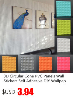 30*30cm Ultra Thick PVC Panels 3D Self Adhesive Wall