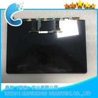 Original New Mid 2018 Year A1989 LCD Display Screen Panel for Macbook Pro Retina 13.3 A1989 LCD LED Screen Glass EMC 3214 MR9Q2