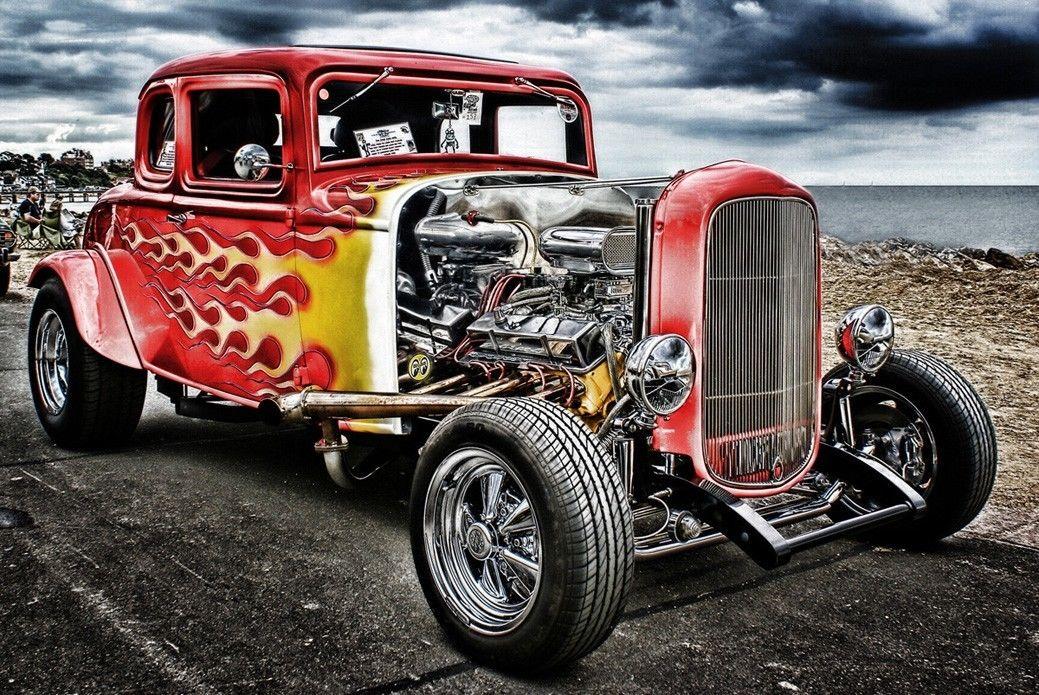 Fine Hot Rod Price Illustration - Classic Cars Ideas - boiq.info