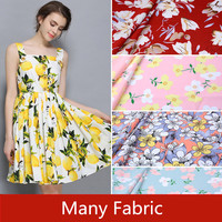 RUBIHOME 3 Meter Width 143cm Soft Cotton Fabric for Baby Children Clothing