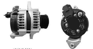 Isuzu d max 용 new 12 v 85a alternator 1042109031