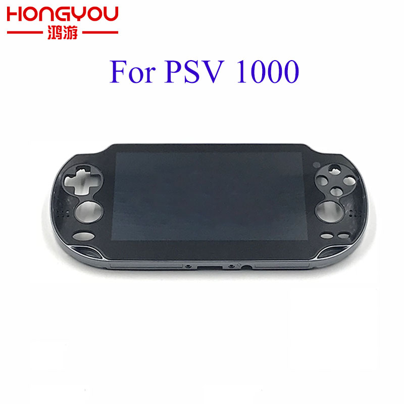 5pcs-original-new-assembly-components-lcd-display-with-touch-screen-digital-assembled-with-frame-for-psvita-1000-controller