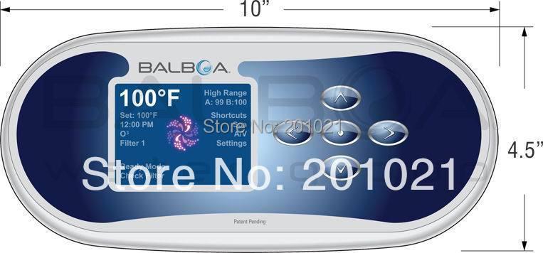 Balboa TP900 LCD Menu base Top Side Controller KEYBOARD CONTROLLER TP900 CLAVIER DE COMMANDEBalboa TP900 LCD Menu base Top Side Controller KEYBOARD CONTROLLER TP900 CLAVIER DE COMMANDE