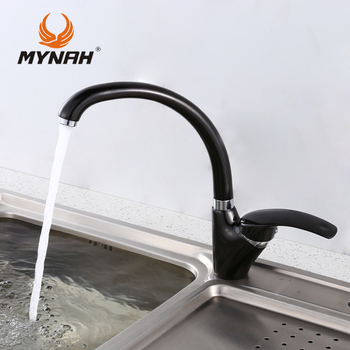Mynah russia free shipping kitchen faucet mixer water tap single holder single hole kitchen grifo rotation.jpg 350x350
