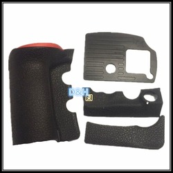 NEW Original A Set Of Body Rubber 4 pcs Front cover and Back cover Rubber For Nikon D810 Repair Spare Parts