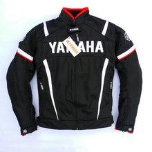 2018 летние мотокроссу профессиональная куртка мотоциклетная куртка для YAMAHA MotoGP Racing Team Moto Chaqueta с защитой