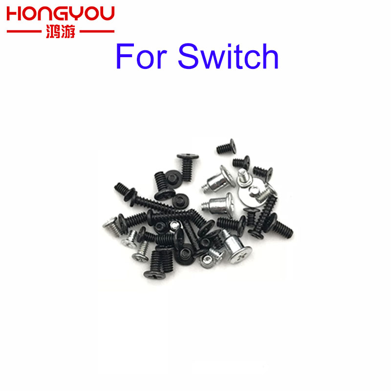 Replacement Full Set Screws For Nintendo Switch Console NS