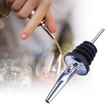 สแตนเลสสตีลขวดไวน์ Dispenser ไวน์อุปกรณ์บาร์ไวน์ ปากให้บริการโดย