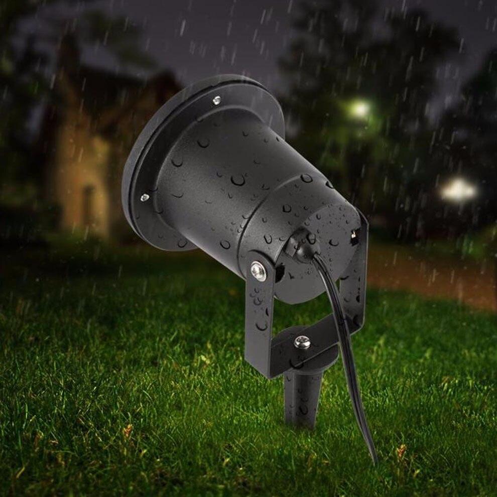 Alienígena remoto de Navidad al aire libre RG luz láser proyector muestran impermeable luces para vacaciones de Navidad árbol decoraciones de iluminación - 4