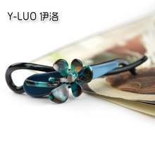 Women headwear vintage hair grips cute flower clips women fashion accessories for girls