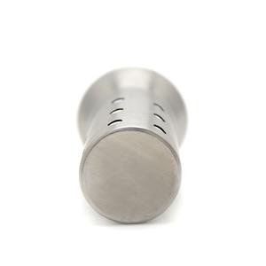 Image 4 - 51 мм универсальные аксессуары для мотоциклов глушитель выхлопной трубы вставной дефлектор дБ убийца глушитель для DUCATI MONSTER 696 796 796 848