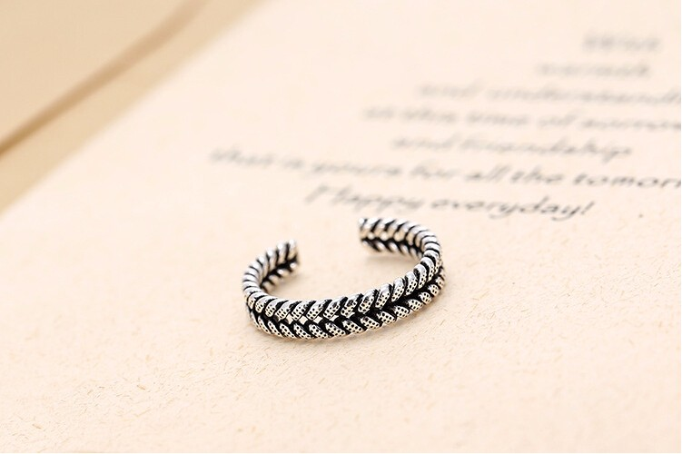 New arrival high quality retro style 925 sterling silver ladies - Fine Jewelry - Photo 4