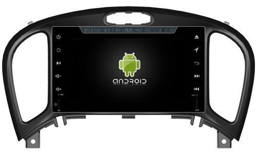 Navirider Eight Core Android 7 1 1 4GB ram car DVD player for NISSAN JUKE 2017
