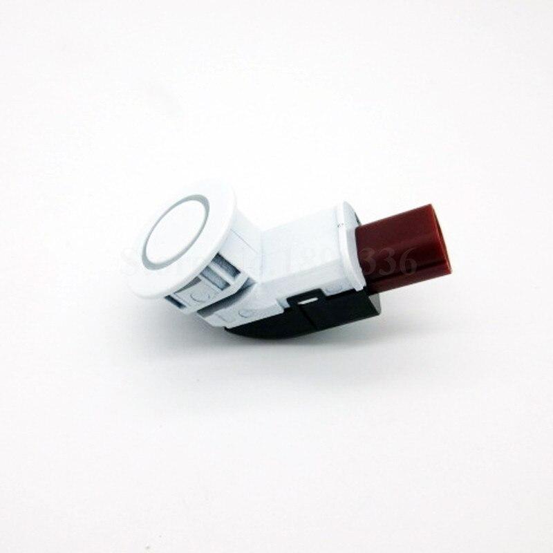 Черный, Белый Цвет Серебряный Красный заднего бампера парковка Сенсор PDC 39680-SHJ-A61 39680shja61 для honda cr-v 2004-2013 odyssey 05 -09