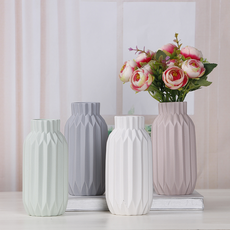 Popular paper flower vase buy cheap paper flower vase lots for Where can i find cheap home decor