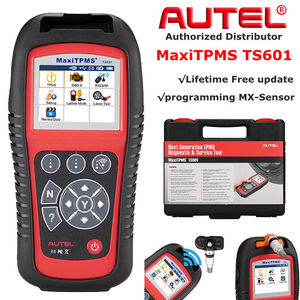 Image 2 - AUTEL MaxiTPMS TS601 TPMS אבחון כלי OBD2 סורק אוטומטי קוד קורא TPMS הפעלת תכנות כלי צמיג לחץ activator