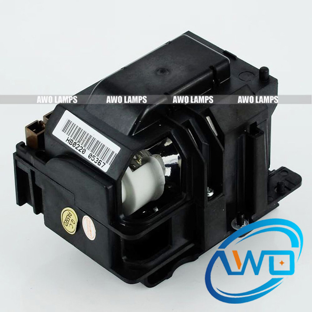 AWO High Quality LV-LP24 Projector Lamp Replacement for CANON LV-7240 LV-7245 LV-7255 180 Day Warranty compatible projector lamp for canon lv lp19 9269a001aa lv 5210 lv 5220 lv 5220e