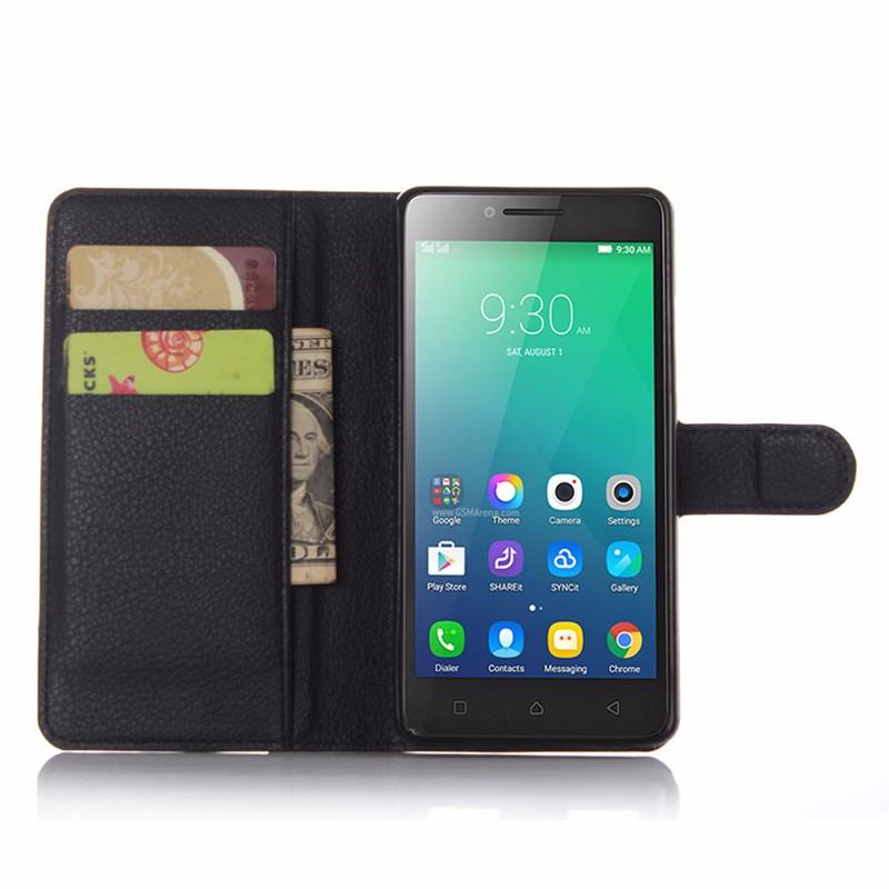 Dla lenovo a6010 a6000 capa luxury leather wallet odwróć case dla lenovo a 6010 a6010 plus a6000 plus pokrywa z czytnikiem kart stojak 3