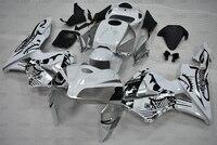 CBR 600 RR 05 Plastic Fairings for Honda CBR600RR 2005 2006 White Black Bodywork CBR600 RR 05 Fairings