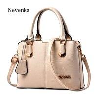 2016 Genuine Leather Women S Handbag OL Style Shoulder Bag Women Crossbody Bags Casual Zipper Tote