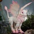 Oueneifs Fl19 Fantasy Art Linha Hipogrifo Rus sd bjd modelo loja de bonecas de resina de silicone bonecas reborn anime mobiliário tsum