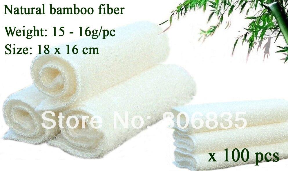 Wholesale high efficient ANTI GREASY dish cloth bamboo fiber washing dish cloth magic multi function wiping