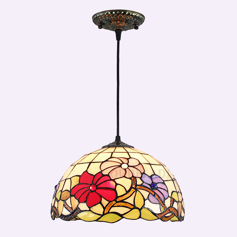 led pendant lights for Dining room hallway bedroom balcony porch ceiling lamp stained glass pendant lamp free shipping tiffany dragonfly bar pendant lamp vintage european dining room pendant lamp ac colored glass hallway pendant lamp