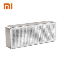 Original Xiaomi Mi Bluetooth Speaker Square Box 2 Stereo Portable Bluetooth 4 2 High Definition Sound