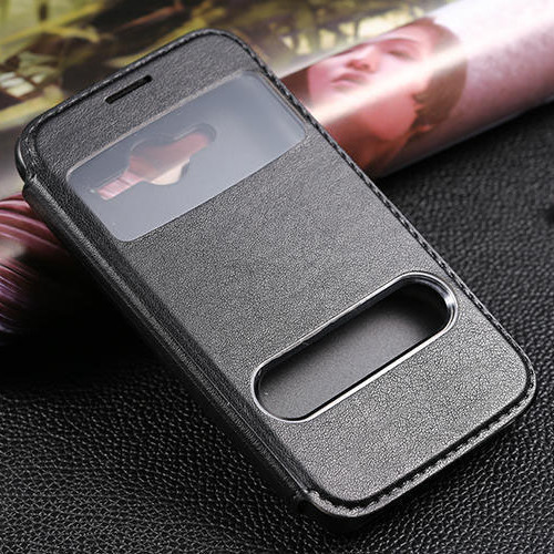 For Samsung Galaxy Core 2 G355H High quality wallet Windows Fashion luxury design Holster Flip Leather phone Cases Cover ...