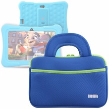 TabSuit Laptop Sleeve Notebook Bag Tablet Case For Dragon Touch 7 inch Computer For Asus HP Acer Toshiba for Y88X Kids Gifts
