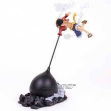 Anime One Piece Third Monkey D Luffy PVC Figure Collectible Model Toy