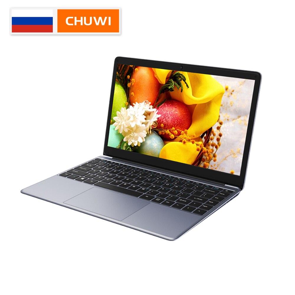 Original CHUWI HeroBook 14.1 Inch Laptop Windows 10 Intel E8000 Quad Core 4GB RAM 64GB ROM Notebook