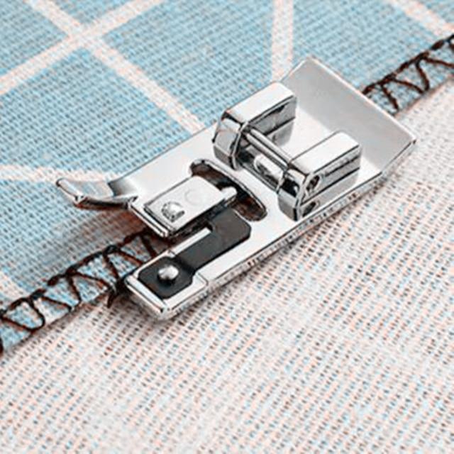 Naaimachine accessoires Overlock Verticale presser voet voeten, Bewolking, voor Brother, janome snap Voet # SA135 5BB5256