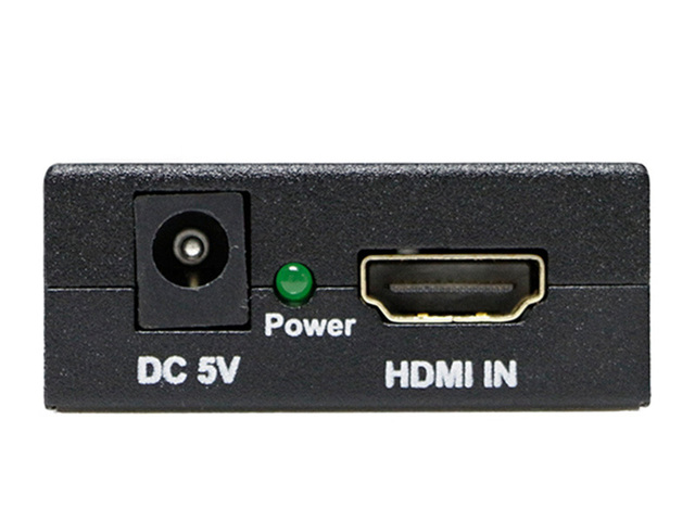 Hotspot HSA689 HDMI Audio Extractor / support Dolby AC3 / DTS / THX / HDCD / PCM