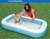 2017 Piscina infantil Bebé Bañera Inflable Piscina infantil Inflable Rectángulo Piscina Niños Piscina Kinder Schwimmbad
