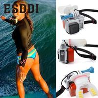 Esddi Surfing Shoot Diving Dummy Bite Mouthpiece Mouth Mount Floating For GoPro Sport Action Camera Professional